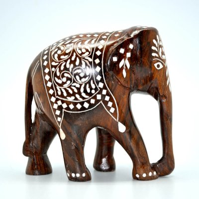 Elephant Wood Inlay