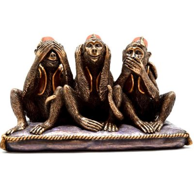 Three Wise Monkeys