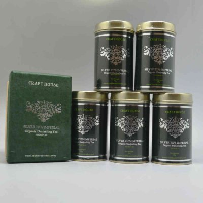 Silver Tips Imperial Tea (5 pcs)