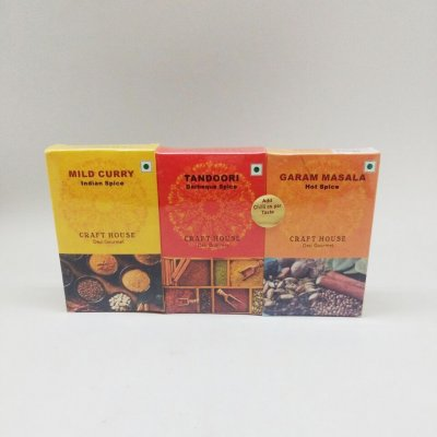 Curry Powder (Set of 3)