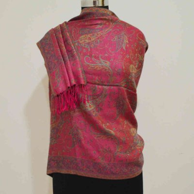 Silk Kani Gold Wrap