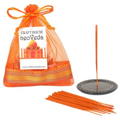 Agra (Incense Stick and Cone Set)