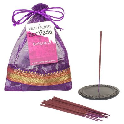 Banaras (Incense Stick and Cone Set)