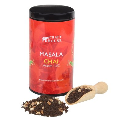 Masala Chai - Assam Tea with Spices