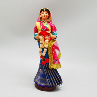 Indian Bridal Doll