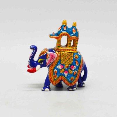 Elephant With Ambari / Howdah