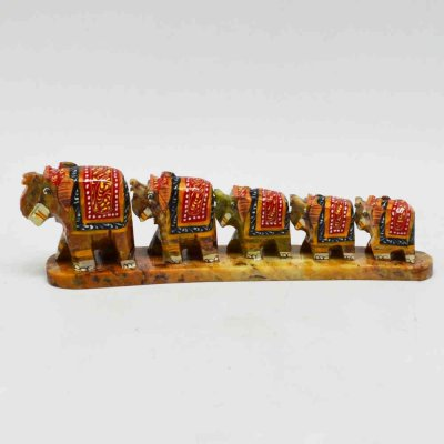 Soapstone 5 Elephant Row