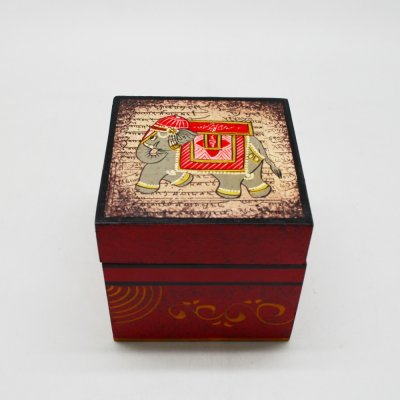 Wooden Calligraphy Box