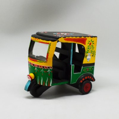 Indian Auto Rickshaw Toy