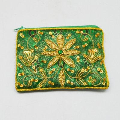 Cloth Embroidered Purse