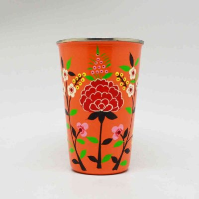 Hand Painted Tumbler (Assorted)