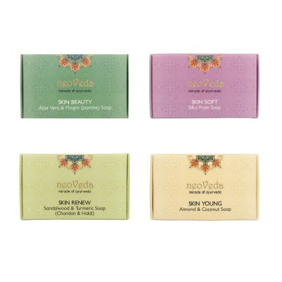 SOAP SET OF 4