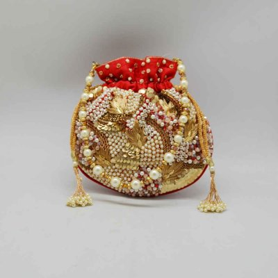 Designer Potli / Clutch Bag