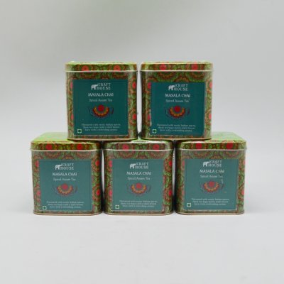 Masala Chai Tea Bags Set of 5