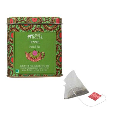 Darjeeling - Fennel Herbal Tea
