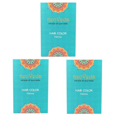 HAIR COLOUR Set of 3