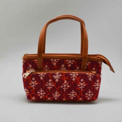 Cotton Small Hand Bag